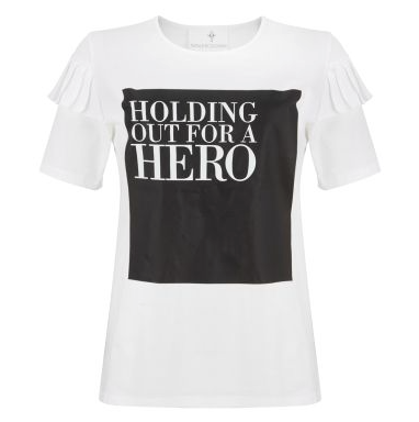 Image of T-shirts: Holding Out For A Hero