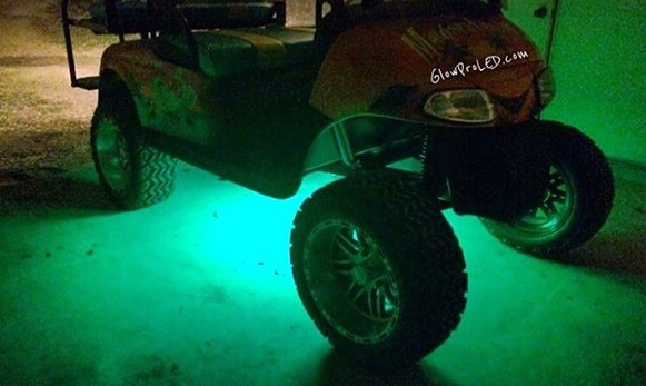Image of Golf Cart LED set