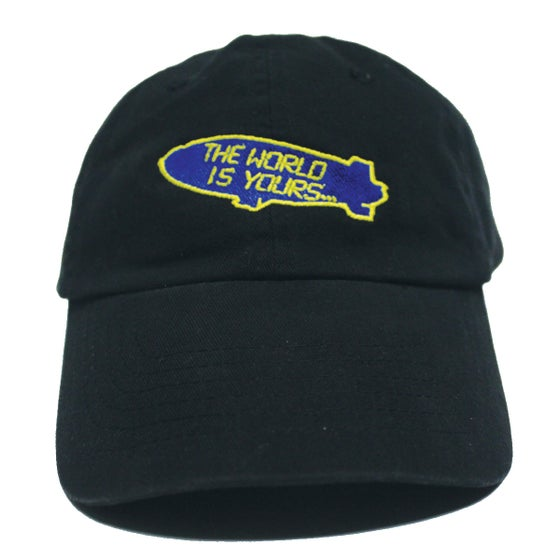 Image of Its Yours Dad Cap / Black