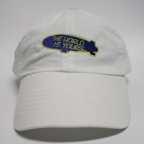 Image of IT'S YOURS DAD CAP / White
