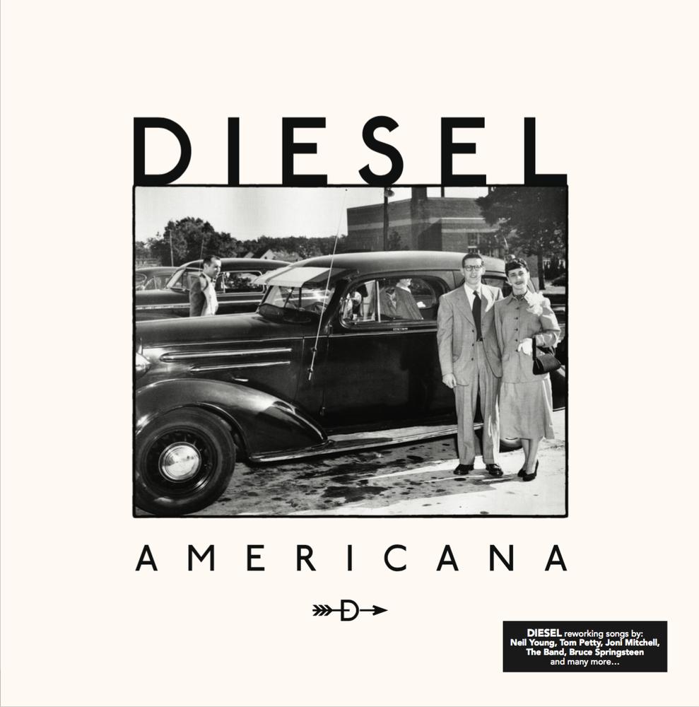 Image of Americana - Vinyl
