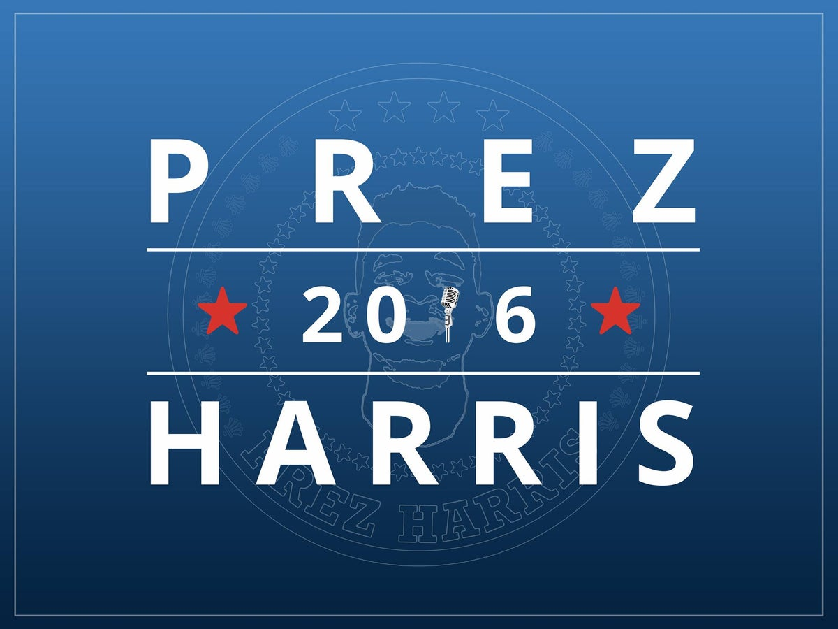 Image of 2016 Campaign Poster