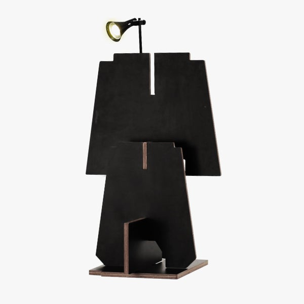 Image of Alphabet Furniture - Lamp
