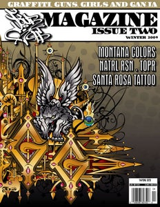 Image of Four G's Magazine - Issue Two