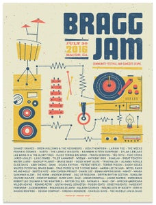Image of Bragg Jam 2016