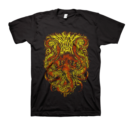 "Image of ""Tuskcutter Redux"" Tee 1 *artwork created by Dan Mumford*"