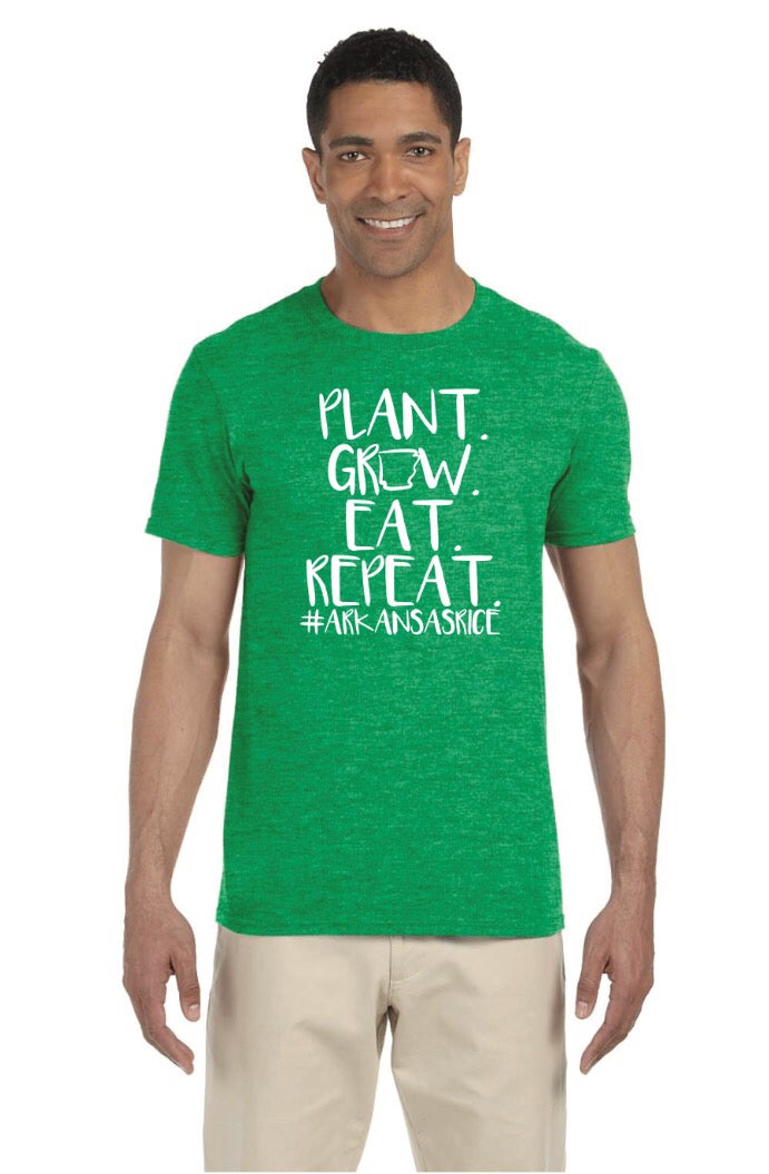 Image of T-Shirt - Plant. Grow. Eat. Repeat.
