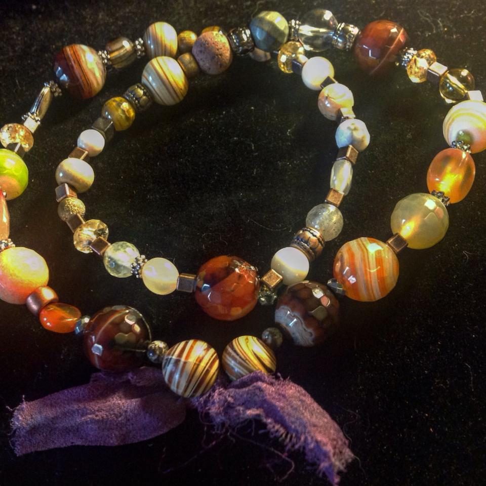 Image of POWER MANIFESTATION necklace