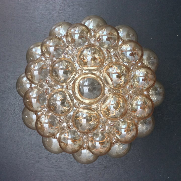 Image of Large Glass Bubble Light by Helena Tynell (3 available)
