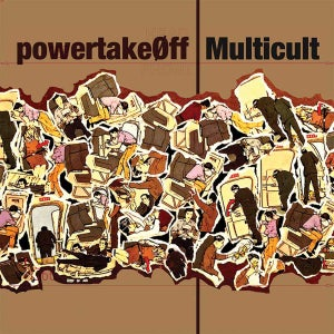 Image of Multicult/Power Take-Off split 7""