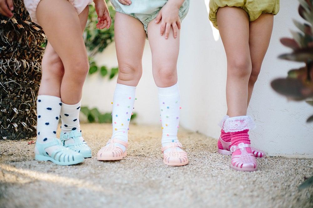 Image of Pom Pom Socks