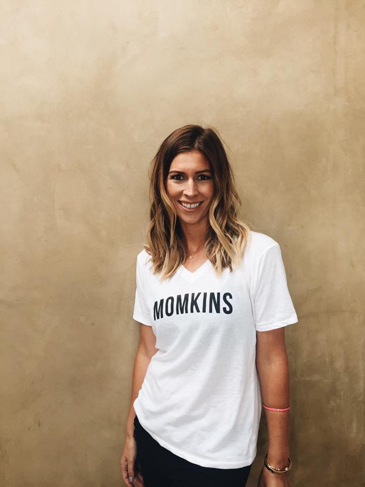 Image of Pre Sale - White Momkins Tee