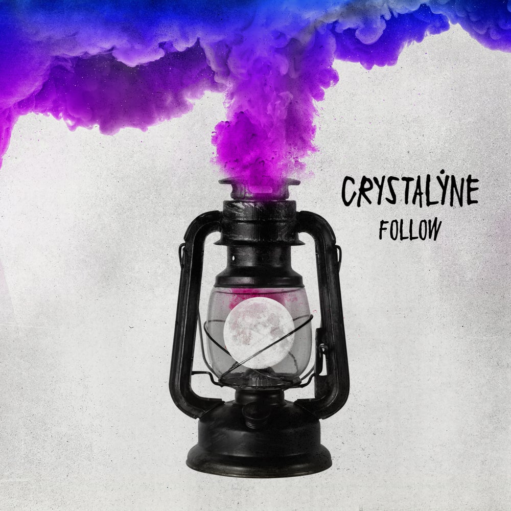 Image of *NEW* Crystalyne 'Follow' EP