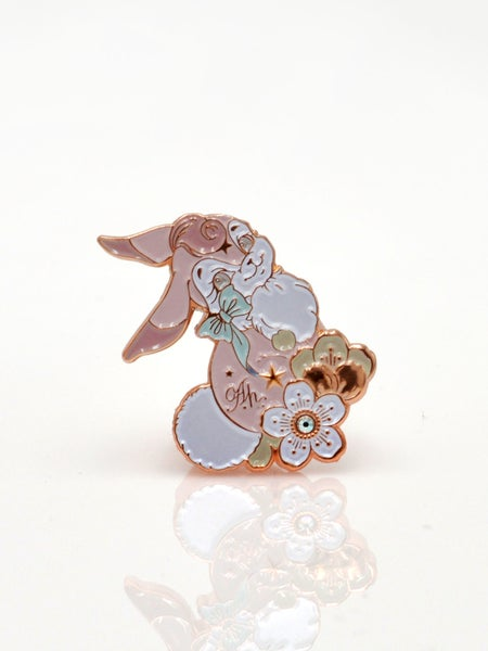 Image of Bunny Ring · Pink