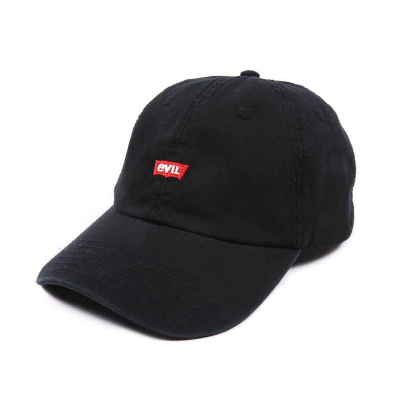 Image of  Evil Low Profile Sports Cap - Black