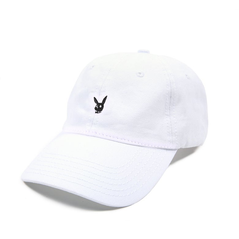 Image of  PB Low Profile Sports Cap - White