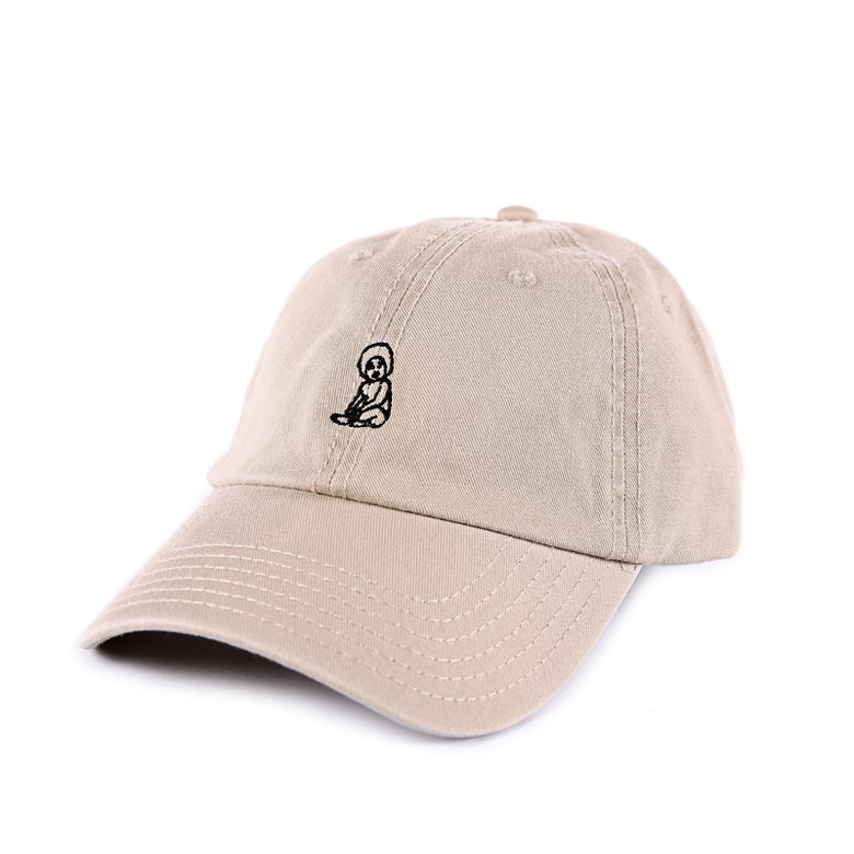 Image of  RTD Low Profile Sports Cap - Tan