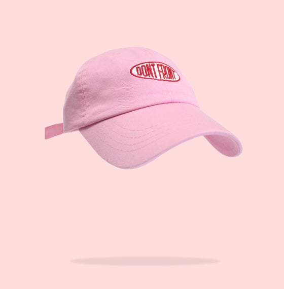 Image of DON'T FRONT DAD CAP