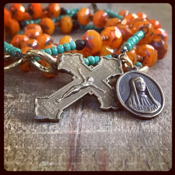 Image of SEVEN SORROWS Kibeho Rosary
