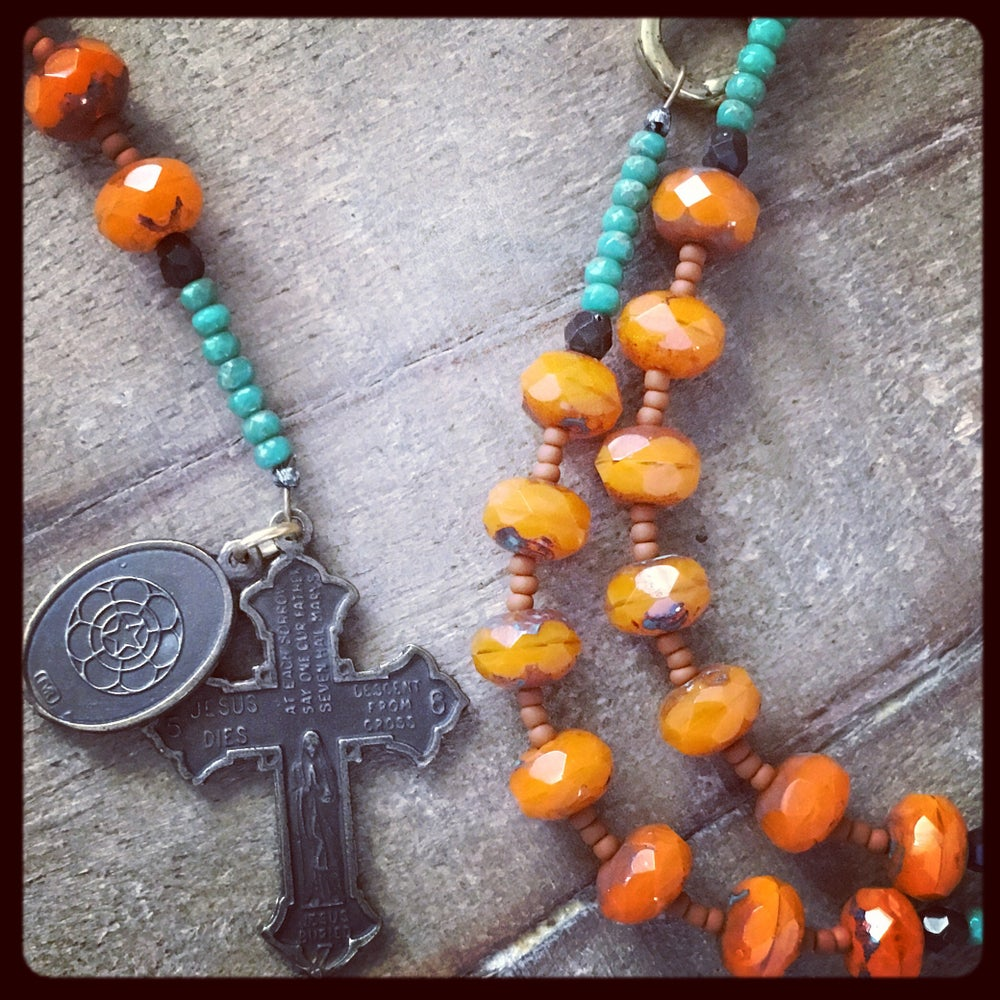 Image of SEVEN SORROWS Kibeho Rosary