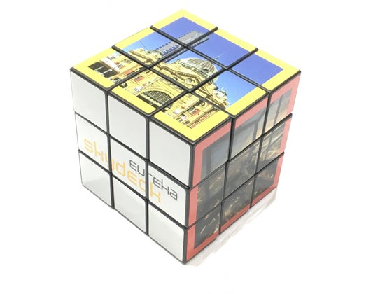 Image of Eureka Skydeck Photo Rubix Cube inc.gst