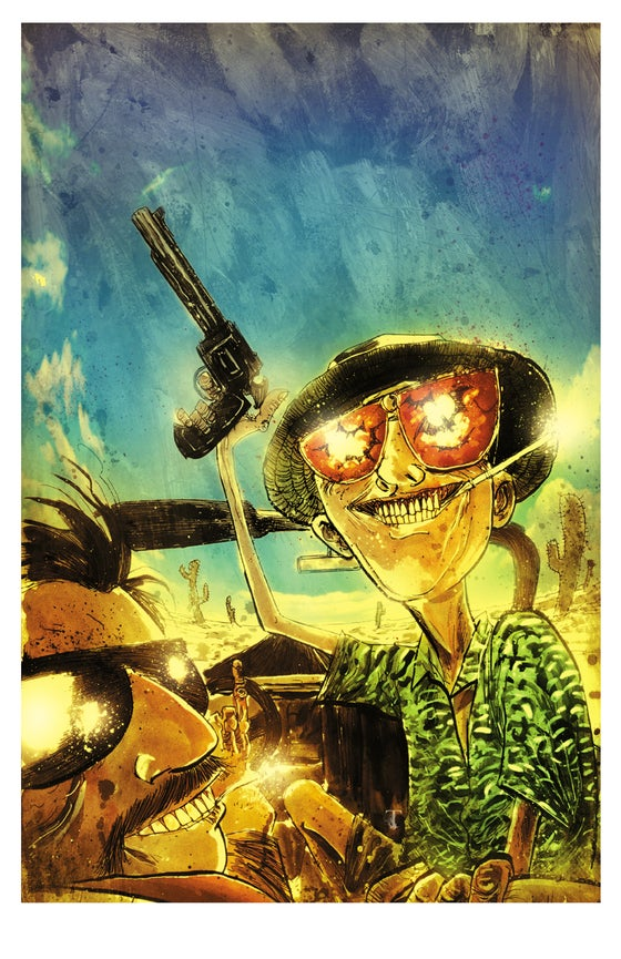 Image of FEAR & LOATHING