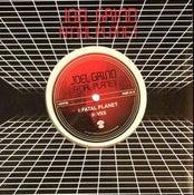 """Image of Joel Grind: Fatal Planet 7"""" Limited : Red w/ Black Splatter 103 pressed"""