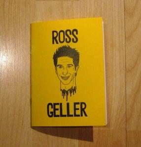 Image of The Ultimate Ross Geller Fanzine