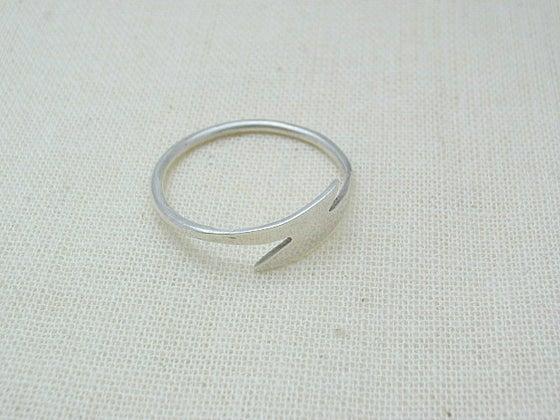Image of Lightning Bolt Ring