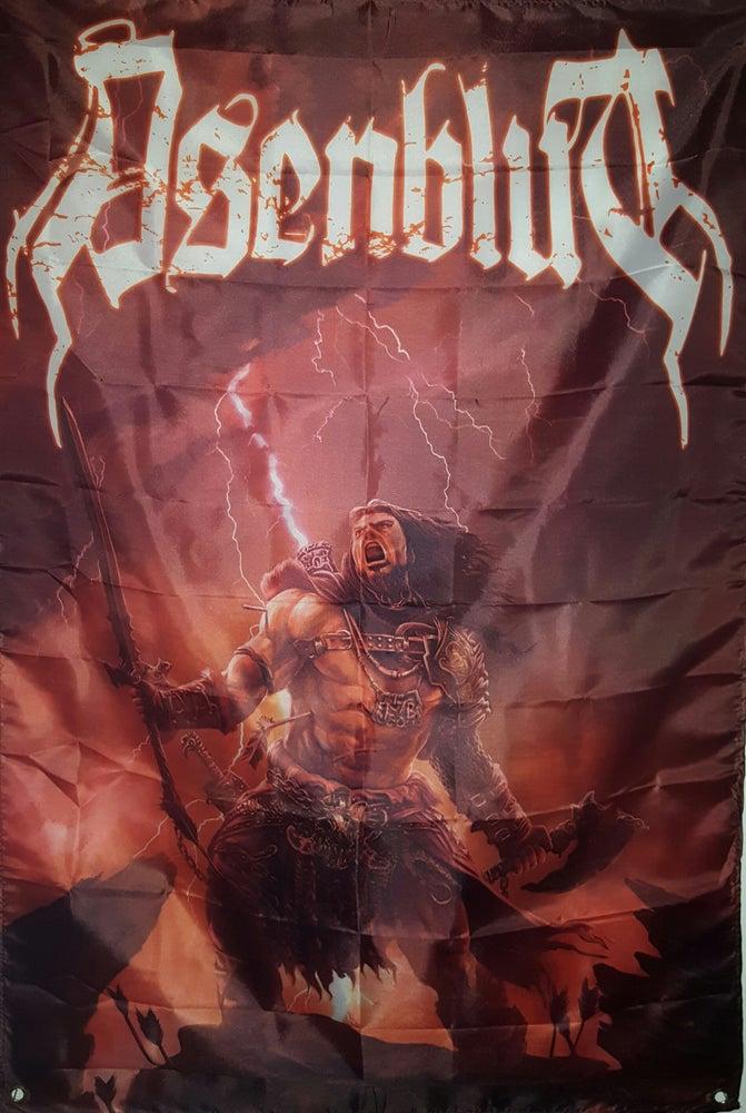 Image of BERSERKER Flag