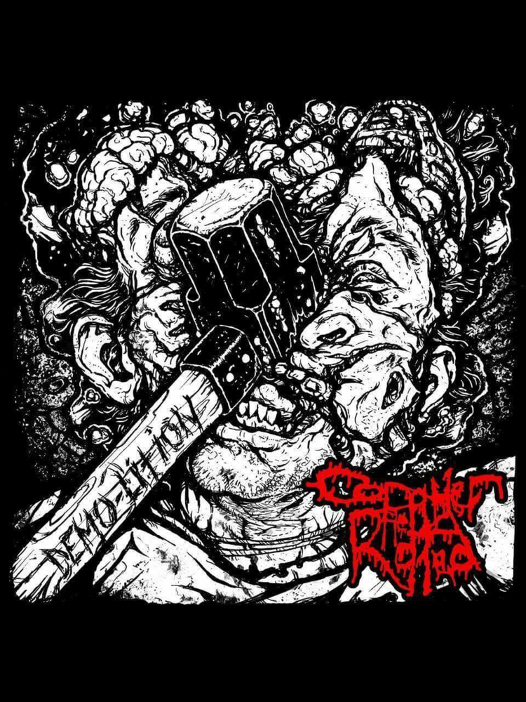 Image of Conquer the Rotted - Demo-lition