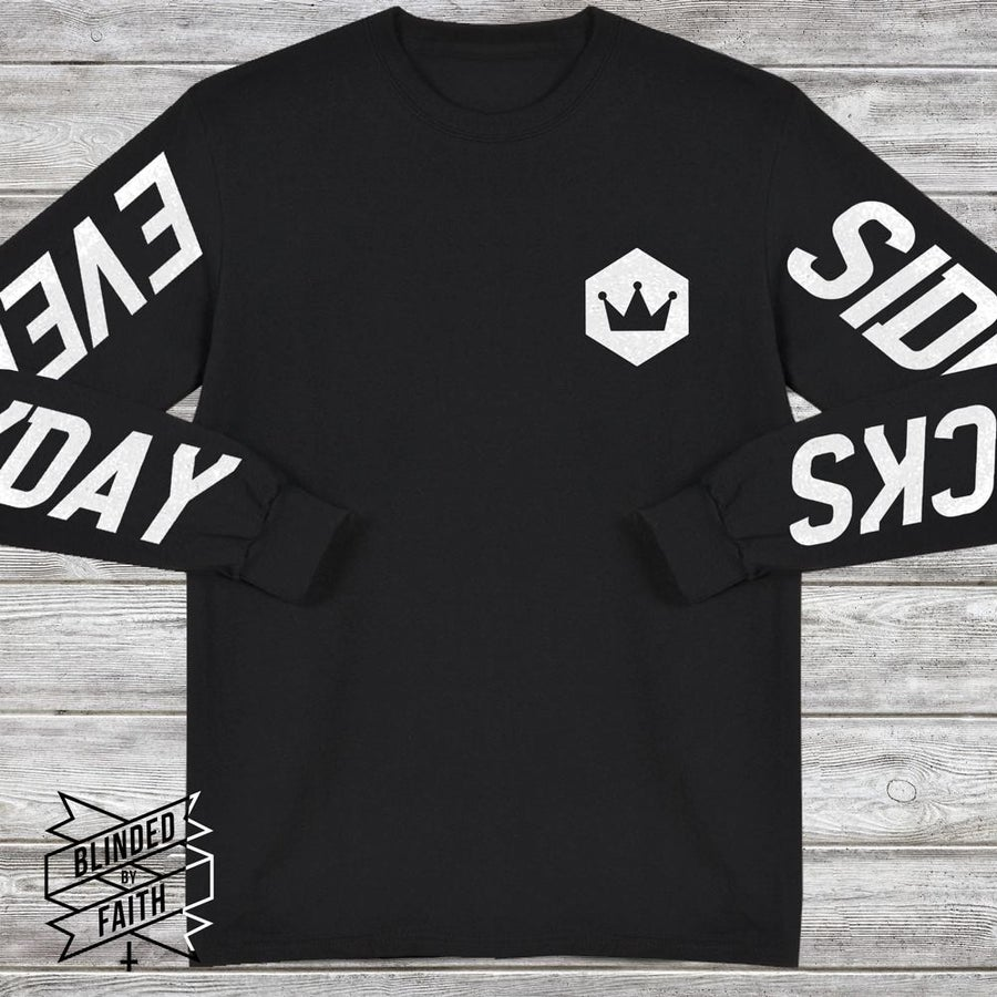 Image of EDSK Long Sleeve T'shirt