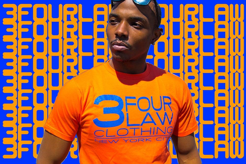Image of 3 Four Law Men's T-Shirt