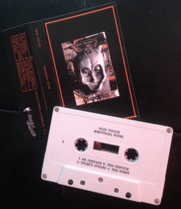"Image of Hair Police ""Mercurial Rites"" cassette"
