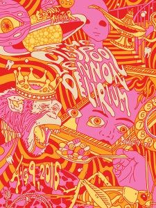 Image of Claypool Lennon Delirium Main Show Edition