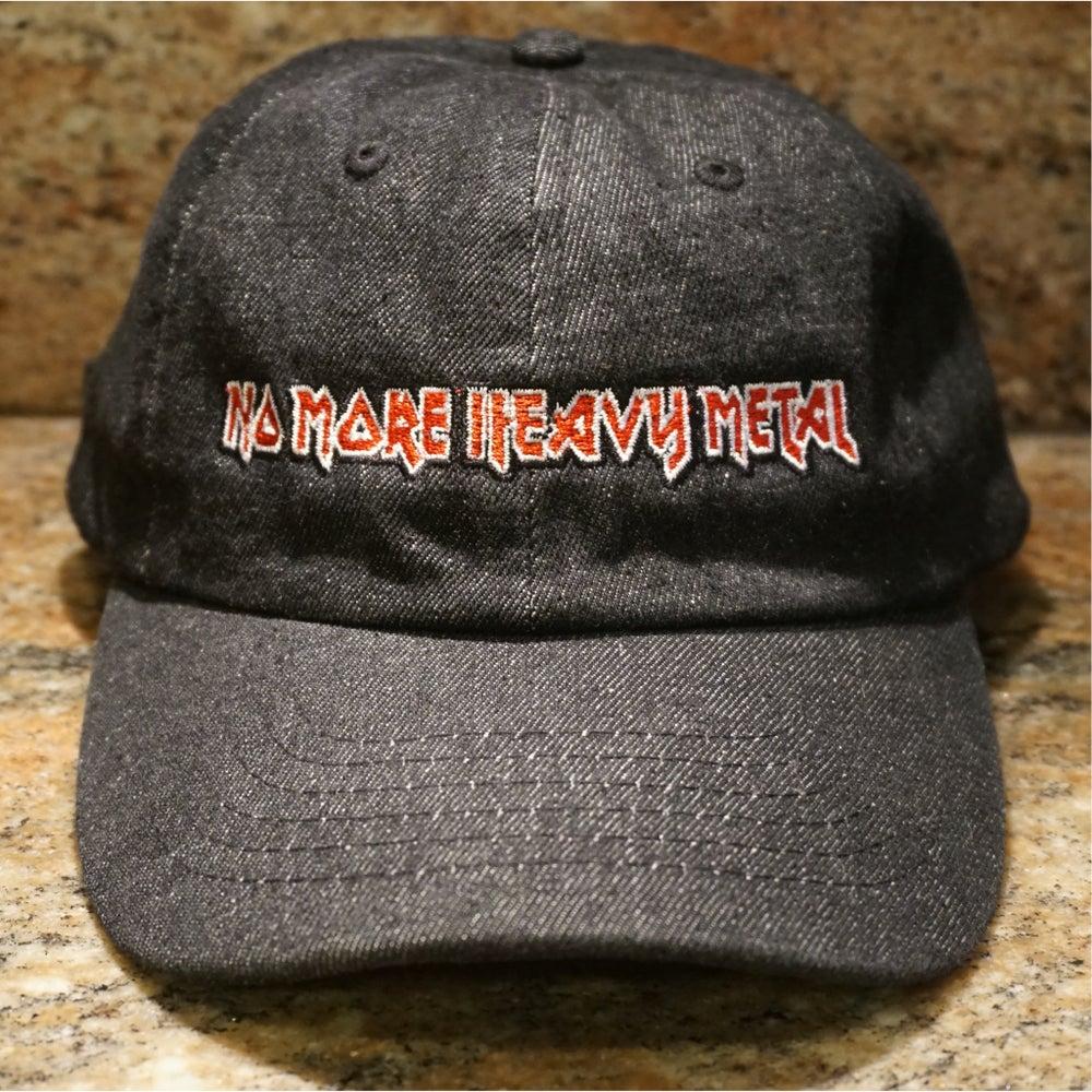 Image of 'No More Heavy Metal' Cap (Black)