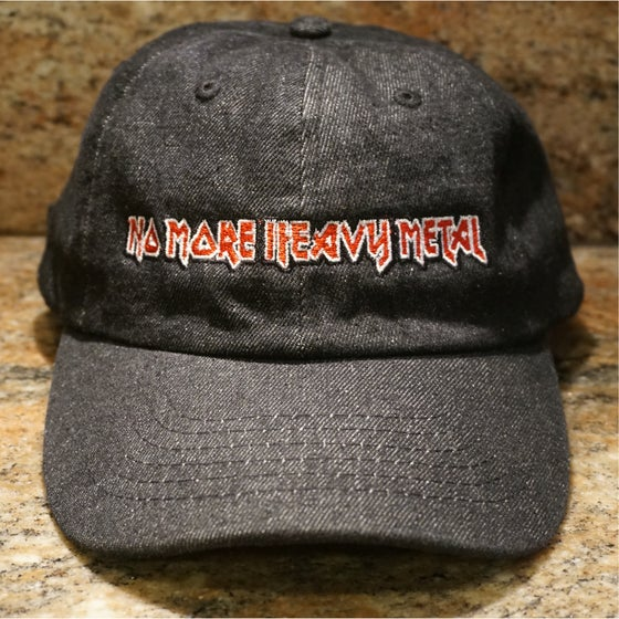 Image of 'No More Heavy Metal' Cap (Black)