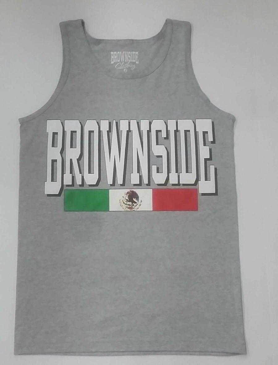 Image of Brownside Logo Men's Tank Top