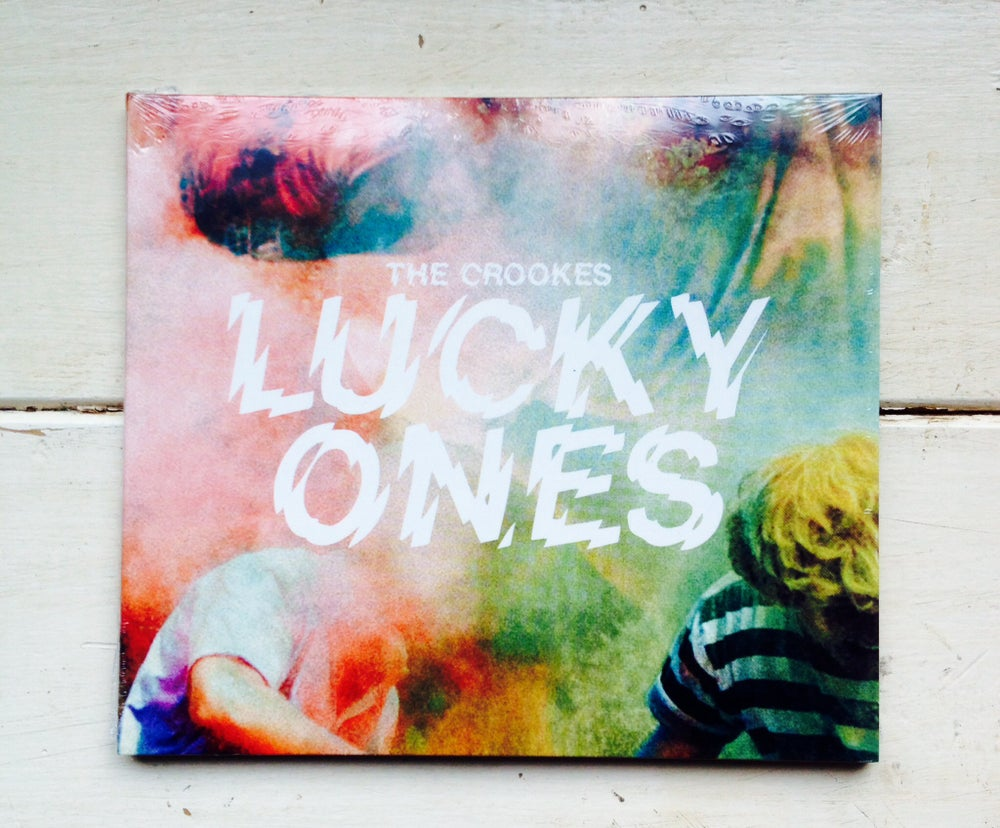Image of LUCKY ONES CD