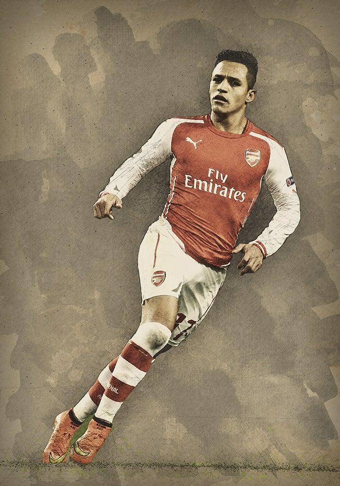 Image of Sanchez Print (no wording)