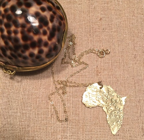 Image of Distant Relatives necklace