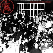 "Image of SFU113 - THE TROUBLE ""Shadows On The Street"" 12"""