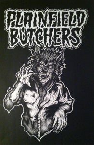 """Image of Plainfield Butchers """"Werewolf"""" T-shirt"""