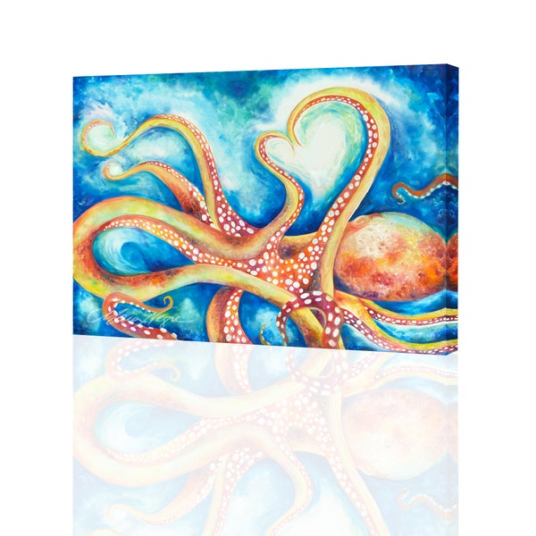 Image of Octopus Giclee Print