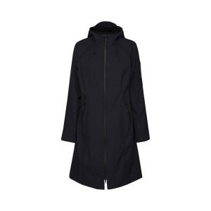 Image of Ilse Jacobsen Full Length Raincoat - New 37L