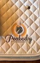 Image of Peabody Dressage Saddle Pad