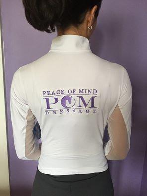 Image of POM Dressage Coolest. Shirt. Ever.