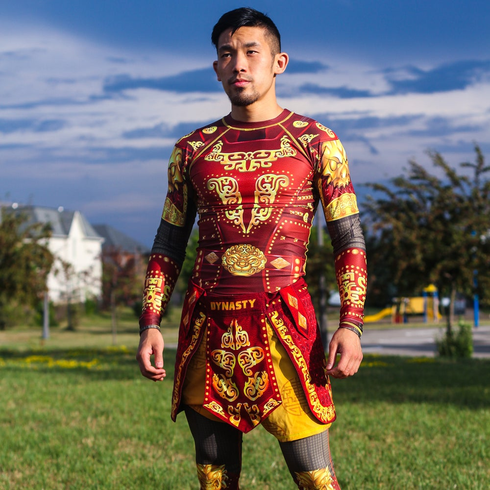 Image of Monkey King Rash Guard