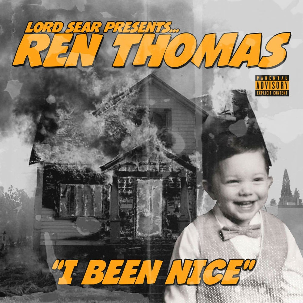 """Image of Lord Sear Presents """"I BEEN NICE"""" LP"""