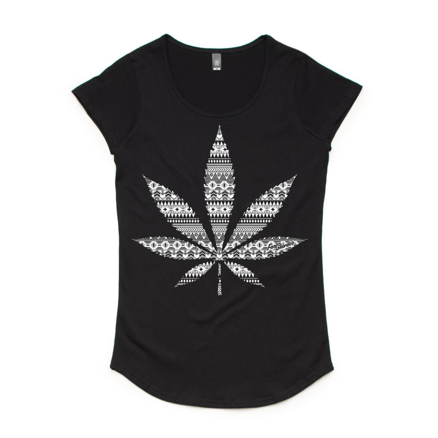 Image of Lady Aztec T-Shirt